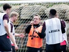 Flemming: 'NEC even goed als De Graafschap, NAC en Go Ahead Eagles'