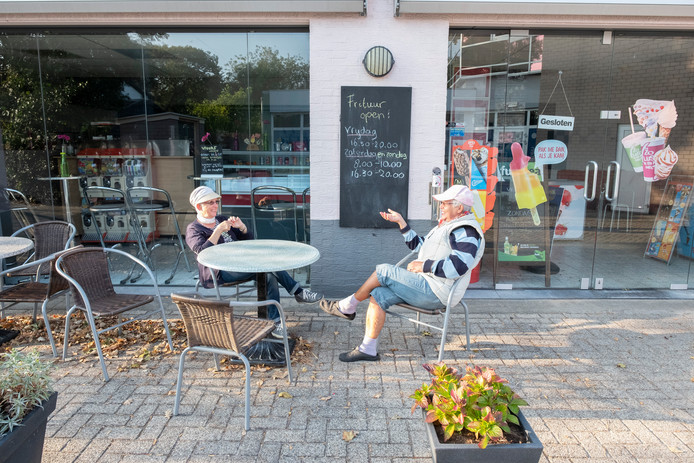 Camping Duinrand in Burgh-Haamstede