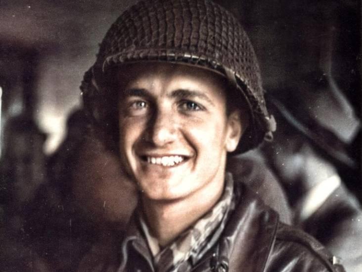 Amerikaanse bevrijder (100) doet de groeten aan Vlaardingers: 'Zal nooit vergeten hoe jullie joelden'