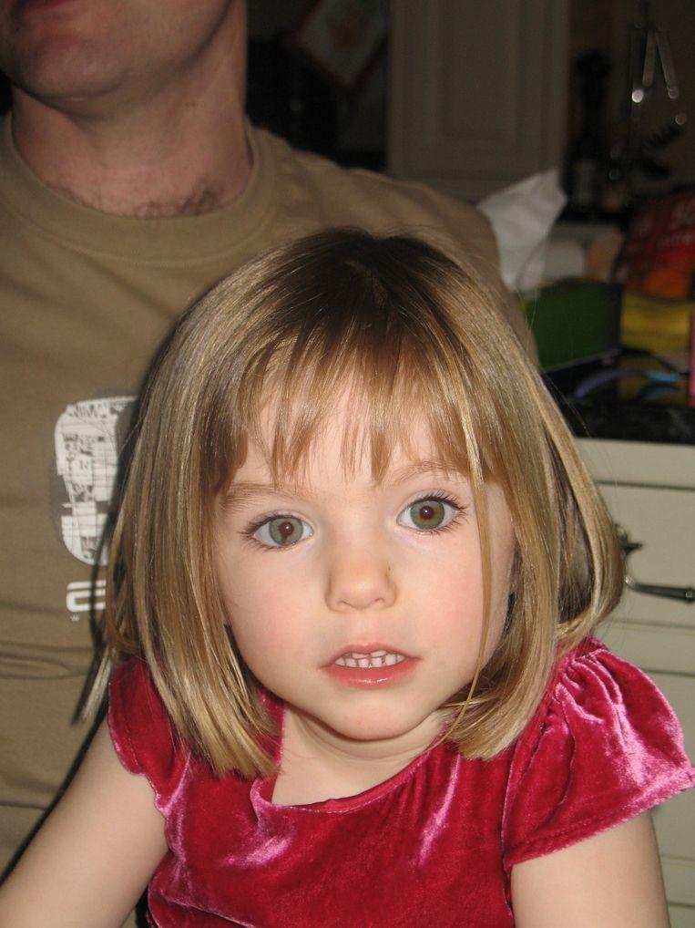 Madeleine McCann verdween in 2007. Beeld Hollandse Hoogte / EPA