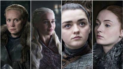 """INTERVIEW. Vrouwen grijpen vanavond de macht in laatste seizoen 'Game Of Thrones': """"Wij weigeren de sidekicks te zijn"""""""