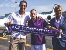 C'est officiel, Franck Ribéry s'engage à la Fiorentina