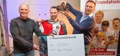 Oosterscheldekreeft levert 41.000 euro op
