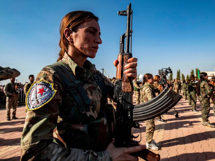Koerden opgelucht over komst Syrische leger