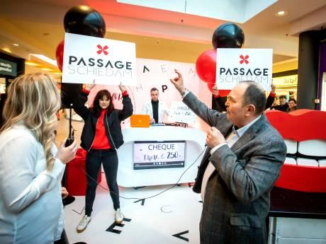 Passage Schiedam viert haar 25ste verjaardag in 'n fonkelnieuw jasje