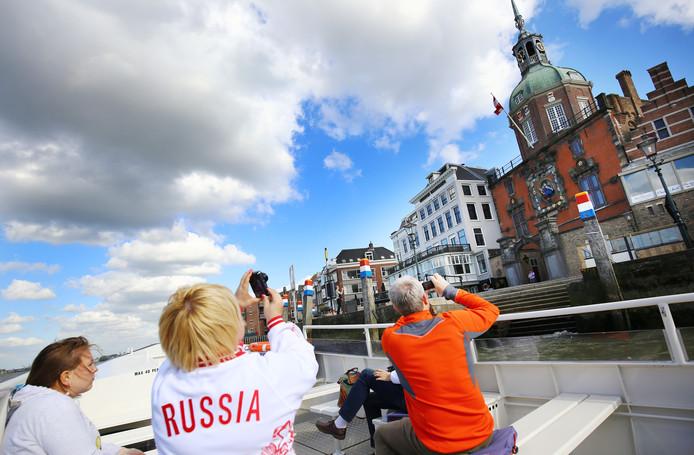 De campagne Nederland Waterland werpt zijn vruchten af voor het toerisme in de stad.