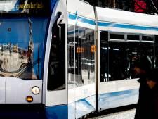 Tram 26 ontspoort bij Bob Haarmslaan