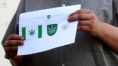 Estse stad zet cannabisblad in zijn logo