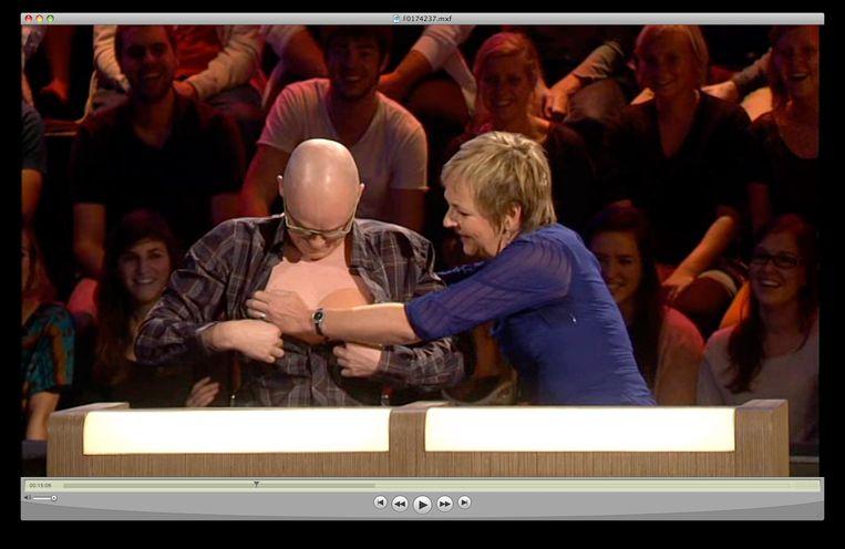 Valse borsten krijgen van Annemie Struyf (2012) ...