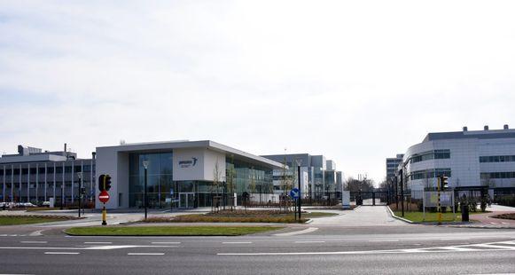 Janssen Pharmaceutica in Beerse.