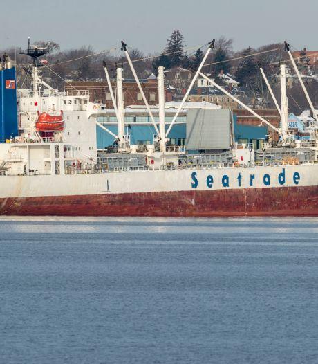 Piraten overvallen schip van Groningse rederij voor de kust van Nigeria