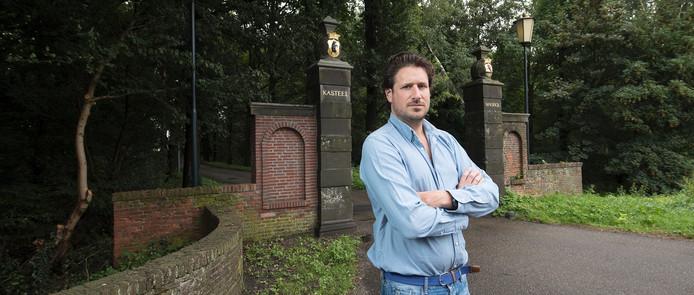 Bibian van Rijckevorsel, woordvoerder namens de familie die mede-eigenaar is van het landgoed.