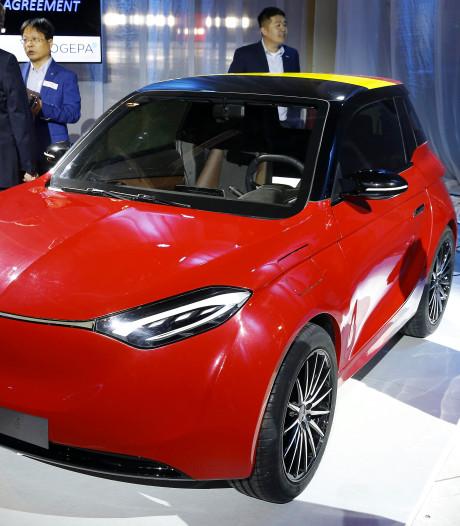 Nu al twee Chinese automerken die naar Europa komen