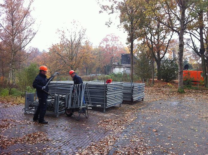 Start van de bouw van het nieuwe gemeentehuis Waalre