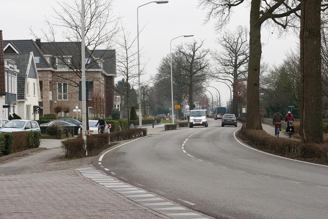 De Hamersestraat in Westervoort.