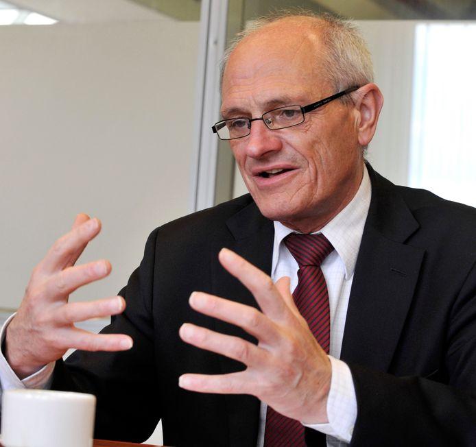 De Twentse zakenman Gerard Sanderink is verwikkeld in vele juridische gevechten met voormalige getrouwen.