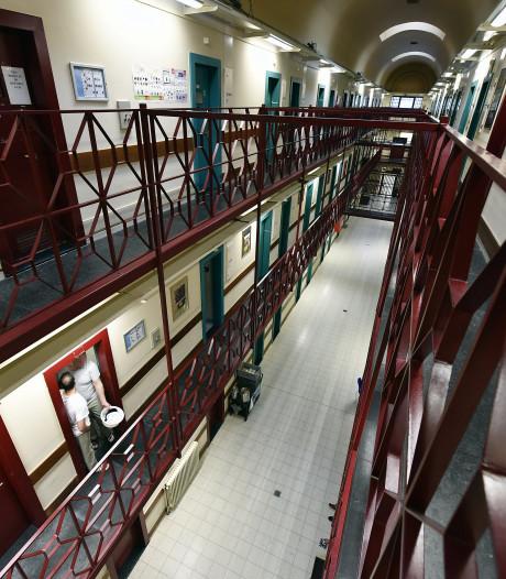 Un interné attaque des gardiens à la prison d'Anvers