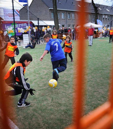 Cruyff Courts in Nijmegen blijven voorlopig dicht