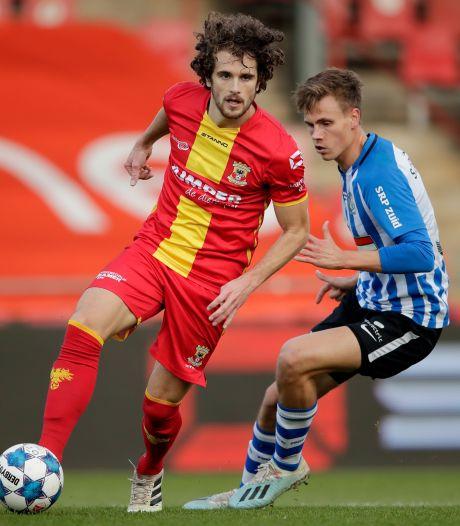Samenvatting | Door corona gehavend FC Eindhoven onderuit bij Go Ahead