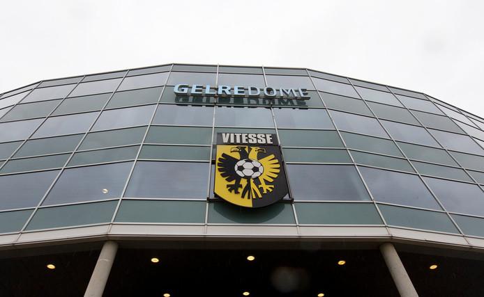 Stadion GelreDome in Arnhem.