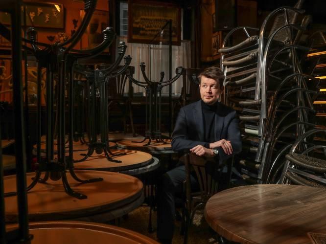 """Horeca Vlaanderen wil cafés en restaurants op 1 maart heropenen: """"Het woord 'perspectief', ik ben dat zó beu"""""""