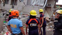Filipijnen opgeschrikt door sterke aardbeving: minstens vier doden