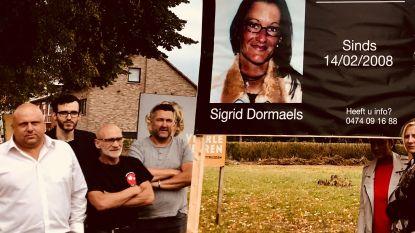SterK zet campagne om in zoektocht naar vermiste Sigrid Dormaels