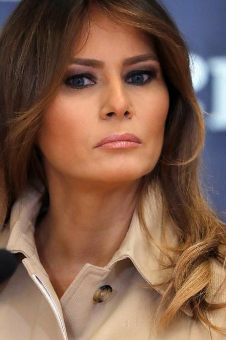 Melania Trump tegen beleid man in: 'Families mogen niet gescheiden worden'