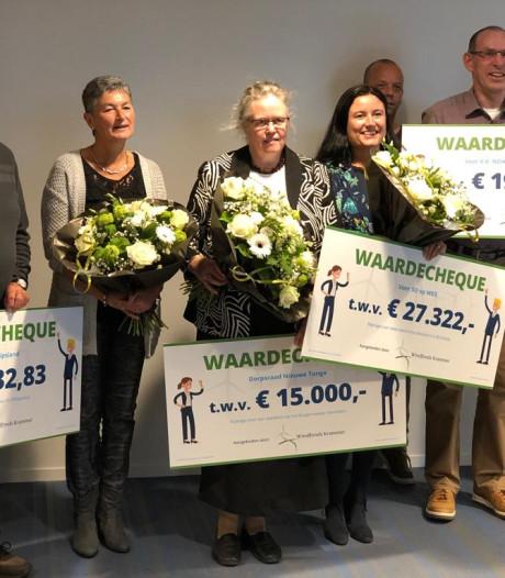 Windfonds Krammer geeft geld weg aan projecten in de omgeving