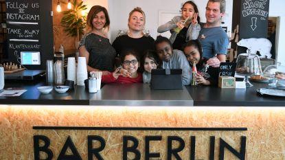 Bar Berlin steunt Kinderwerking Fabota