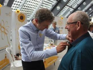 Dag tegen kanker in Londerzeel: Geel lintje opspelden en online opleiding over me-time