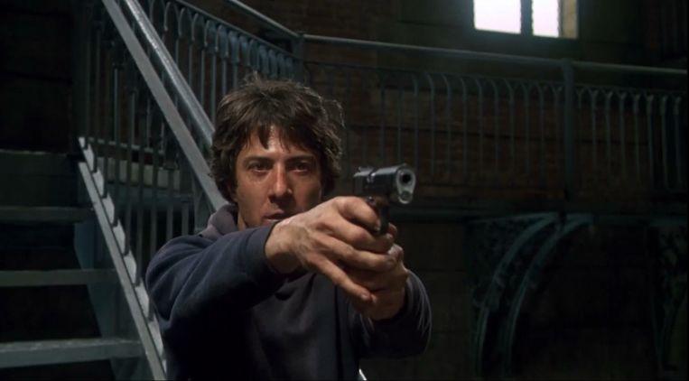Dustin Hoffman in Marathon Man (1976). Beeld