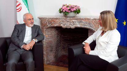 Mogherini praat met Iraanse minister van Buitenlandse Zaken over nucleair akkoord