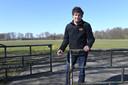 Marcel Hermans heeft zijn zinnen gezet op een nieuw motorcross spektakel in Wanroij. Op het terrein naast de Bergen moet een tijdelijk circuit gebouwd worden.