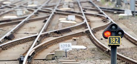 Geen treinverkeer tussen Oss en Den Bosch door wisselstoring
