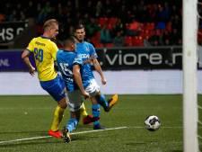 Helmond Sport kansloos ten onder bij Cambuur