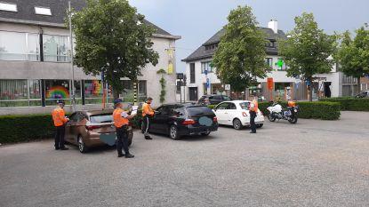 Drie automobilisten onder invloed bij controles op middaguur in Harelbeke en Deerlijk