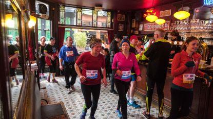 Antwerp Urban Trail lokt 10.000 deelnemers