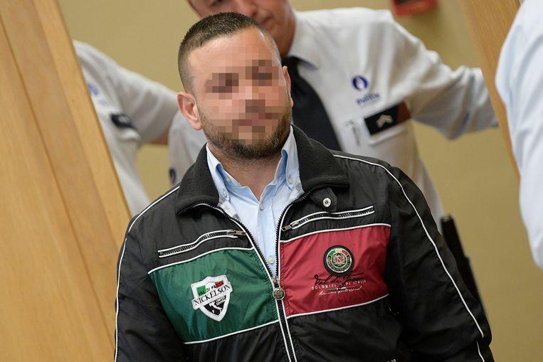 Roberto S. (38) staat terecht voor doodslag op Toni Danti maar hij ontkent met klem dat hij de man doodstak.