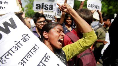 Protest zwelt aan in India na verkrachting van 8-jarig meisje