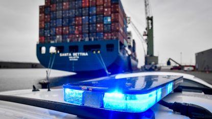 Opnieuw grote drugvangst in Waaslandhaven: vijf uithalers betrapt en 180 kilogram cocaïne gevonden