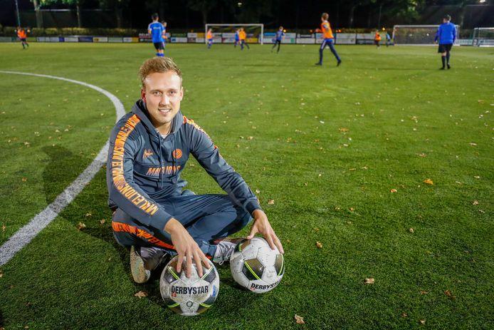 Martijn van Dijk van RKVVO.
