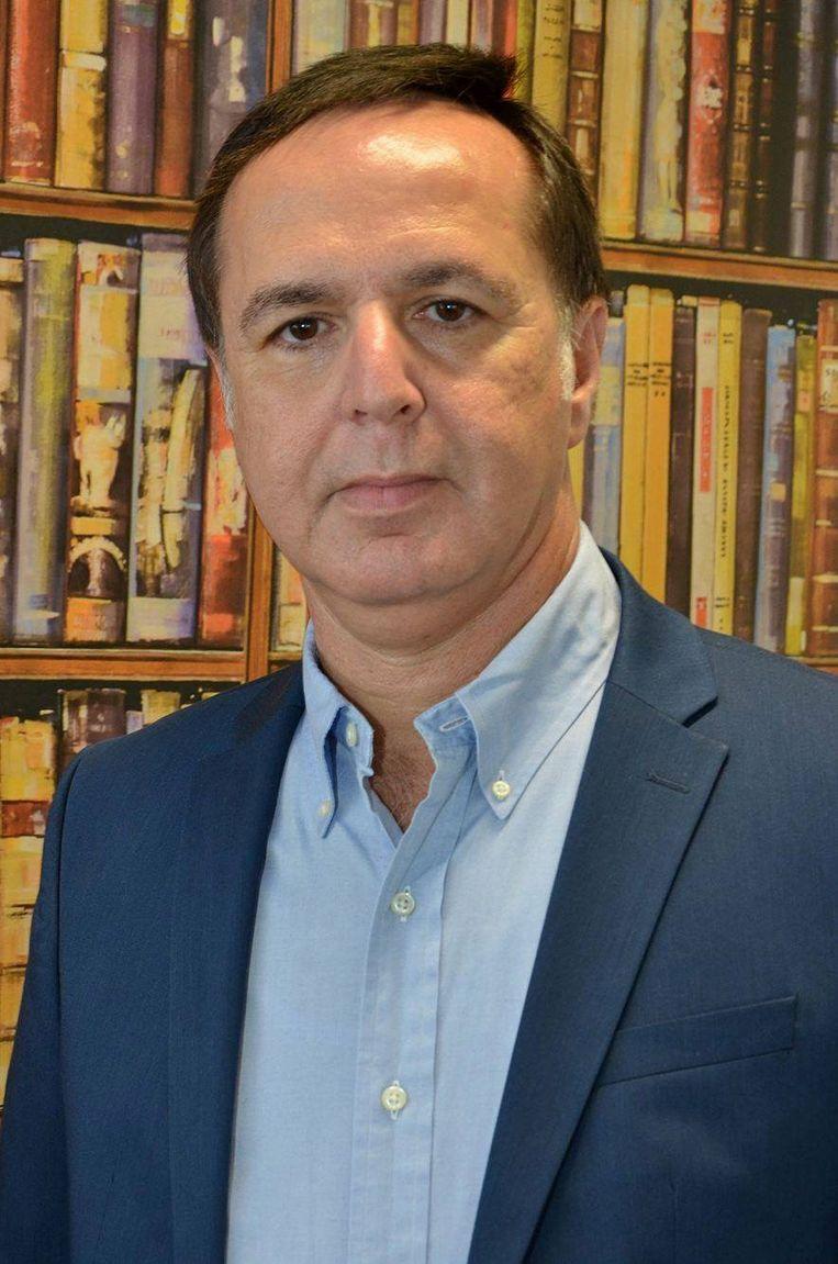 Khaled Abu Toameh.   Beeld rv