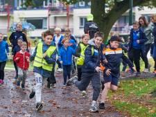 Jonge beentjes strekken in aanloop naar de Veghelse Krollenloop