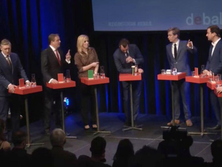 Thierry Baudet dacht in 2018 dat hij gedrogeerd werd tijdens debat