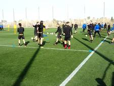 Vitesse in Spanje (3): materiaalmoeheid