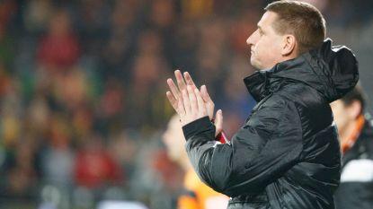 """FT België: De Boeck wil langer bij Kortrijk blijven - Leko: """"Limbombe, Cools en Mechele mogen voor mij mee naar het WK"""""""