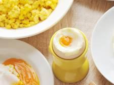 Hardgekookt of juist zacht ei: hier zie je wat het gezondst is