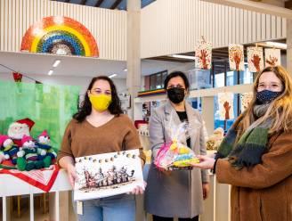 Voorleesboekjes als cadeau voor kinderopvang 't Kwakkeltje