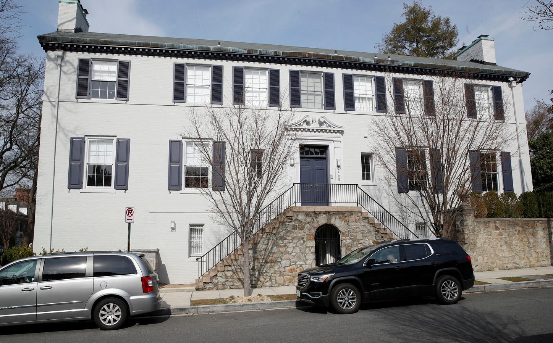 39 obama s kopen huis in washington voor 8 miljoen 39 foto - Tijdschriftenrek huis van de wereld ...